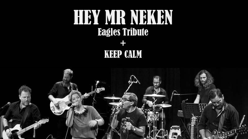 Noiz agenda agenda hey mr neken tributo a eagles for Kafe antzokia agenda